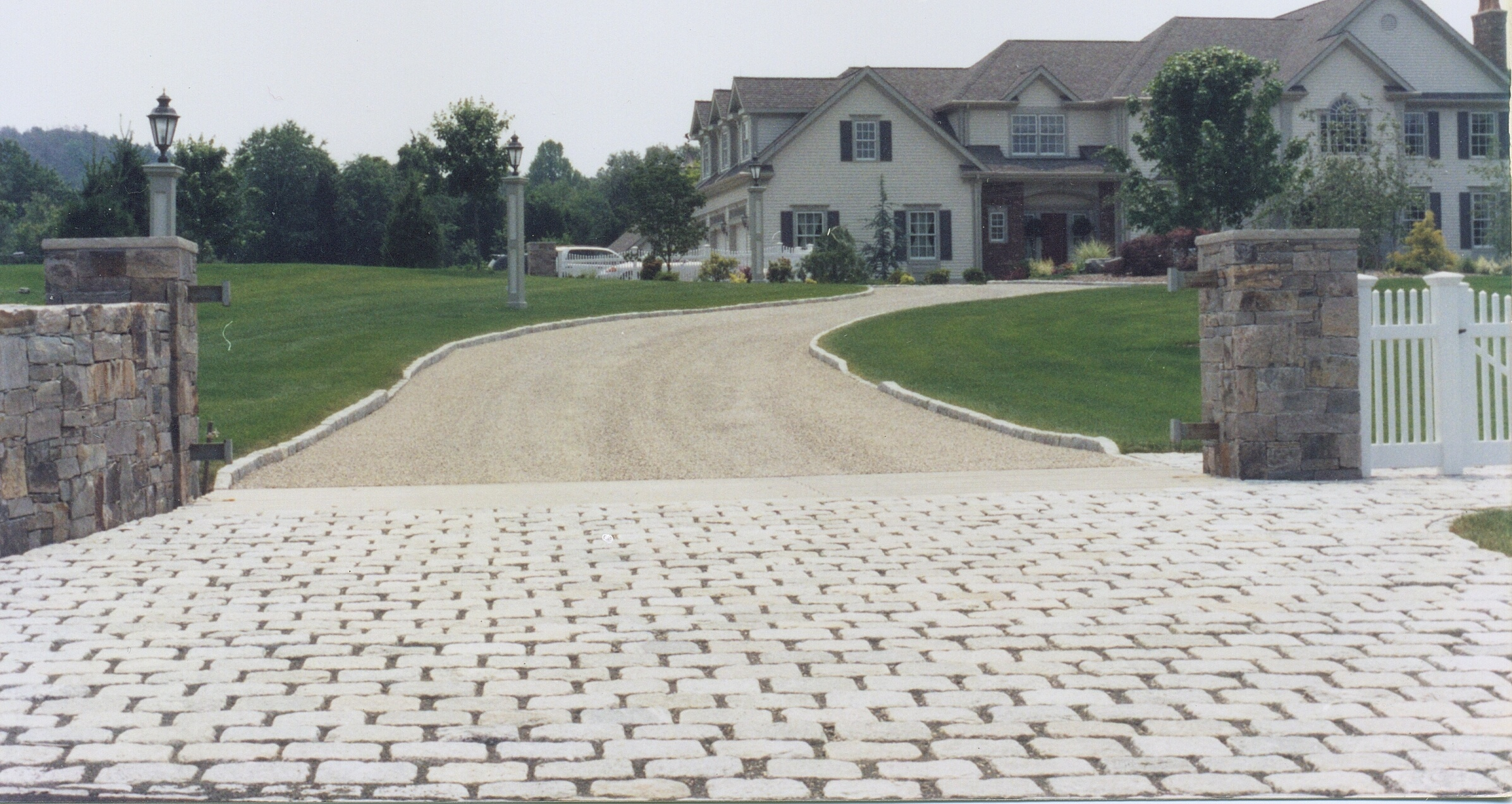 Granite Block Home : Recent projects ct stone masonry
